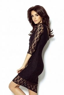 KOLEKCJA BRILLIANCE  Elegancka koronkowa sukienka z najnowszej kolekcji.  ivon-sklep.pl @ivonsklep