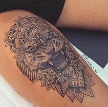 Piękny tatuaż ✌️