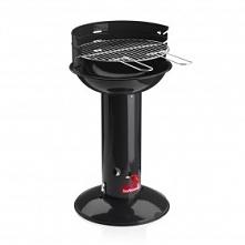 Niewielki grill węglowy Barbecook Basic Black, to grill z systemem szybkiego ...