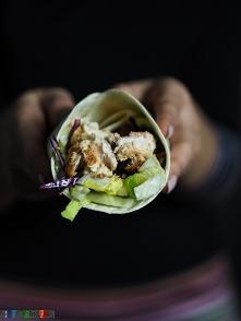 Przepisy na domowy kebab z kurczaka