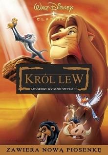 """""""Król Lew"""" (1994) Animacja, Familijny"""