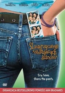 """""""Stowarzyszenie wędrujących dżinsów"""" (2005) dla młodzieży"""