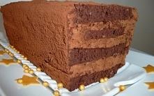 Ciasto truflowo-czekoladowe