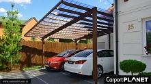 wiata garażowa projekt p2