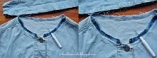 jeansowa kurtka Diy