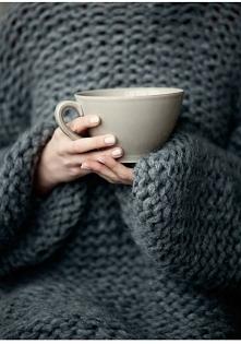 ciepły sweterek ❤