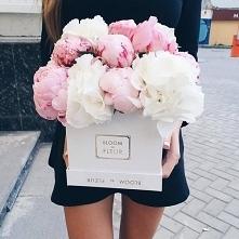 DIY: Flower box, czyli kwiaty w pudełku