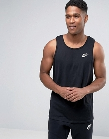 Koszulka, Bezrękawnik Nike Club Embrid Futura (827282-010)