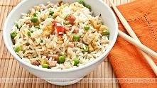 Ryż z groszkiem