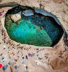 Jaskinia della Poesia we Włoszech.