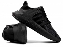 Buty Męskie Adidas EQUIPMENT SUPPORT 93/17 CORE BLACK (BY9512)