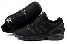 "TYLKO 199,99 --> Buty Damskie Adidas Originals ZX Flux ""Black"" (S82695)"