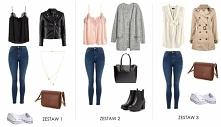 Jak stworzyć Capsule Wardrobe? Zainspiruj się! Zapraszam na bloga Minimalistic Girl!