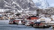 Puzzle dnia! Nasza propozycja puzzli na dzisiaj, zapraszamy do układania :) #puzzle, #układanka, #gry, #krajobraz, #krajobrazy, #Europa, #Norwegia