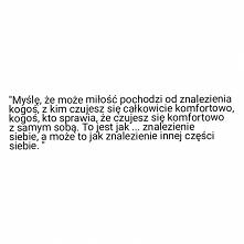 ~ przemyślenia