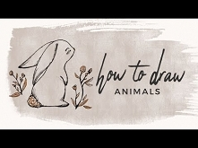 How to Draw Animals | Doodl...