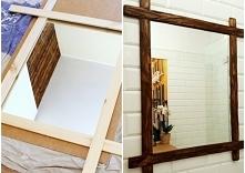 Jak zrobić drewnianą ramę l...