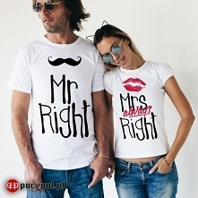 MRS ALWAYS RIGHT , MR RIGHT