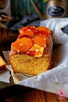 Ciasto z czerwonymi pomarańczami - Wypieki Beaty