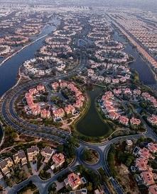 Wyspy Jumeirah w Dubaju.