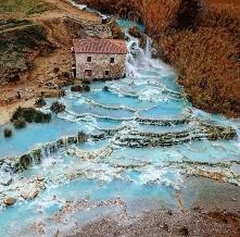 Gorące źródła w Toskanii