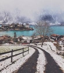 Iseltwald, Szwajcaria