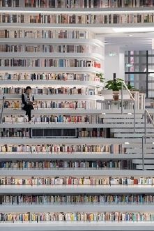 Biblioteka w Chinach