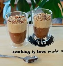 zdrowy deser Monte domowej roboty - przepis po kliknięciu w zdjęcie