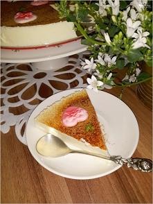 Walentynkowy sernik pinacolada *przepis po kliknięciu w zdjęcie
