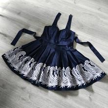 Realizacja sukienki na zamówienie w SOPSI <3