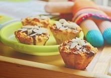 Dyniowe muffiny bez cukru. ...