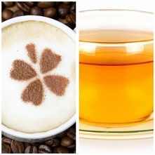 Kawa czy cherbata?