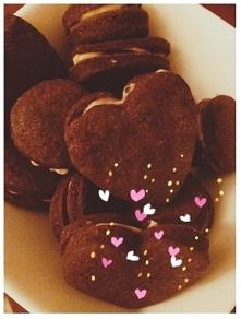 Morelowe ciasteczka ;3  Skł...