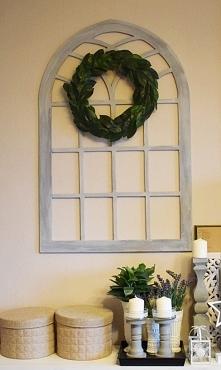 DIY okno okiennica