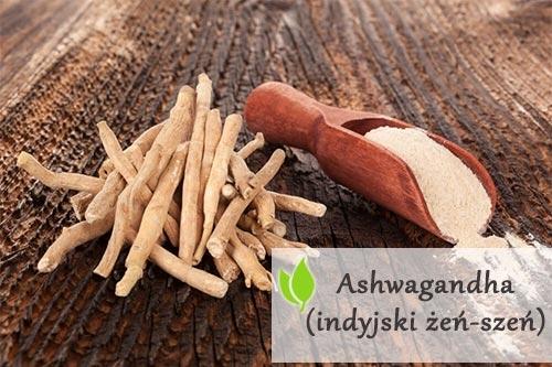Ashwagandha czyli indyjski żeń- szeń - jakie właściwości wykazuje?