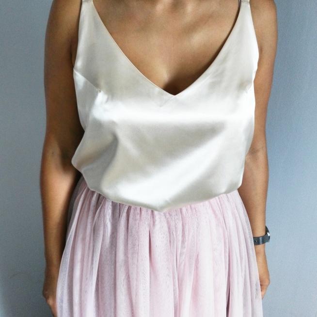 Realizacja bluzki oraz spódnicy dla druhny <3 Szycie na miarę w Sopsi! #sopsi #sopsifashion #fashionist  <3