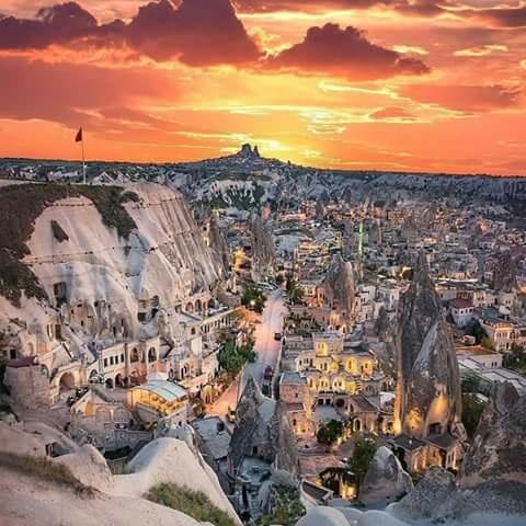 Cappadocia Turcja