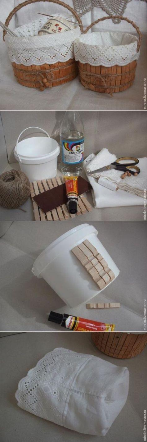 Zaczarować zwykłe wiaderko... DIY
