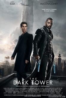 Mroczna Wieża - The Dark Tower na podstawie Stephena Kinga. Jak ktoś jest fanem Kinga, polecam, chociaż nawet w 1/3 nie oddaje serii Mroczna Wieża, to ciekawy, polecam:)