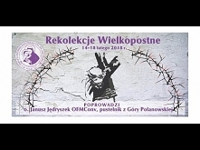 cz 3 Wałcz Rekolekcje Wielk...
