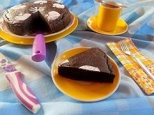 Mój wynalazek, ciasto czeko...