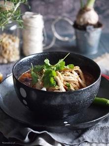 Szybka zupa meksykańska / Easy mexican soup