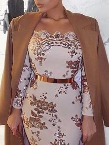 Sequins Off Shoulder Frills Hem Cocktail Party Dress Rozmiar: S, M, L, XL Kol...