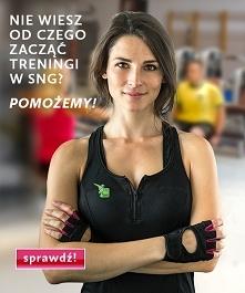 Trenuję w SNG - najlepsza siłownia i fitness w Łodzi, Zgierzu i we Wszechświecie :)