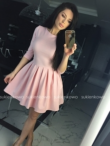 Kliknij w zdjecie by przejsc do produktu sukienkowo.com SHILA - Sukienka z ko...
