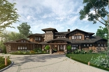 mountain lodge architectural designs