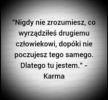 ~Karma wraca~