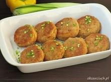Paprykowe kotlety z kurczaka z serem