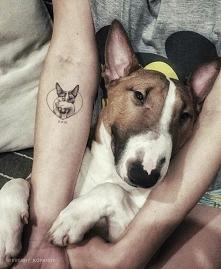Znacie tatuażystę który potrafi zrobić taki tatuaż? Jest dosyć realistyczny d...