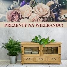szafka rtv woskowana